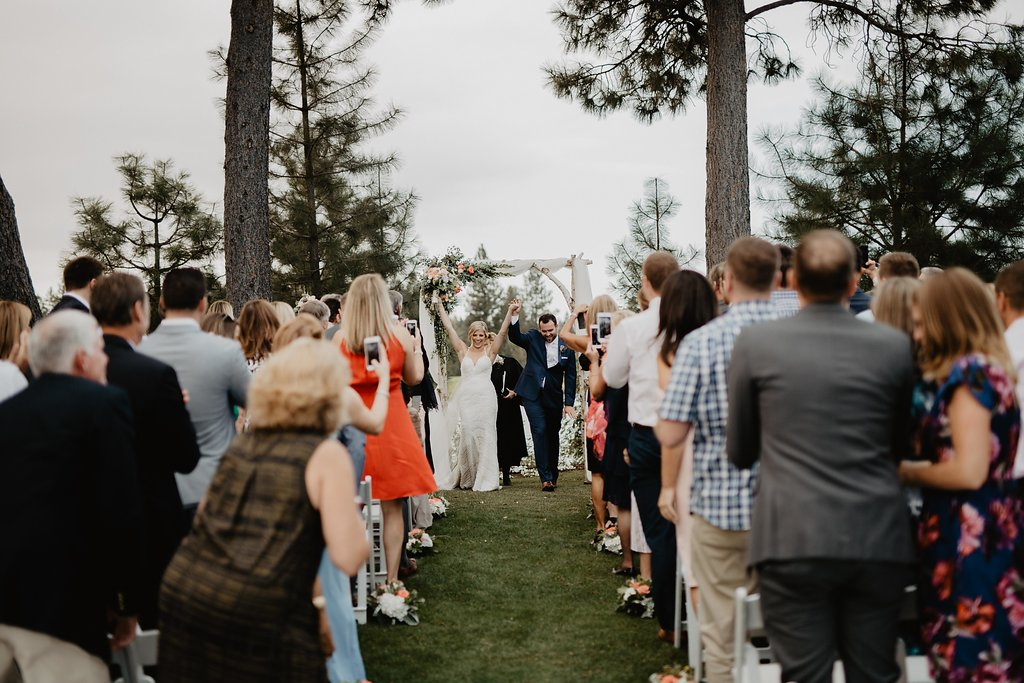Broken Top Club Bend Oregon Wedding